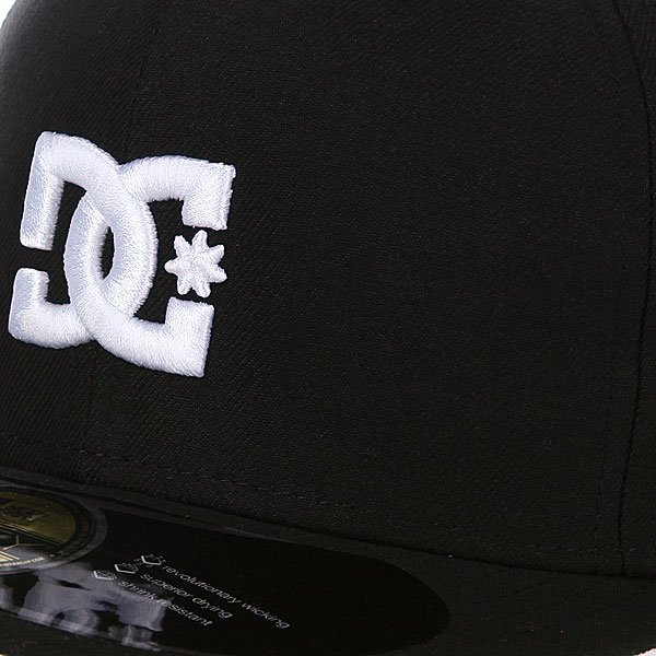 Бейсболка New Era DC Empire Se NewEra Black от BOARDRIDERS