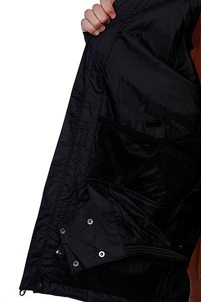 Куртка Quiksilver Next Mission Printed Ins Jkt 2 Geo Tie от BOARDRIDERS