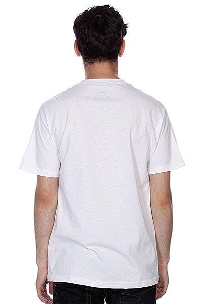 Футболка DC Rd Lux Crest Tee White от BOARDRIDERS