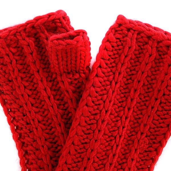 Перчатки женские Roxy Riyama Mittens Pompeian Red от BOARDRIDERS