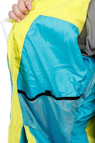 Куртка DC Paoli 14 Sulphur Springs от BOARDRIDERS