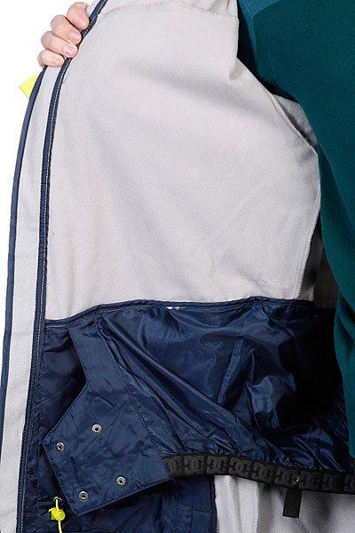 Куртка DC Abram 14 Sulphur Springs от BOARDRIDERS