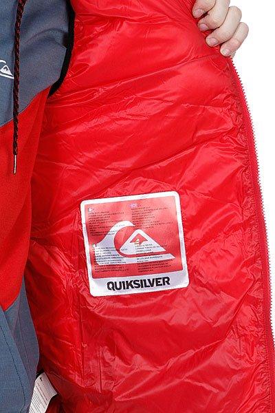 Жилет Quiksilver Russia Down Shop Vest Rqb0 от BOARDRIDERS