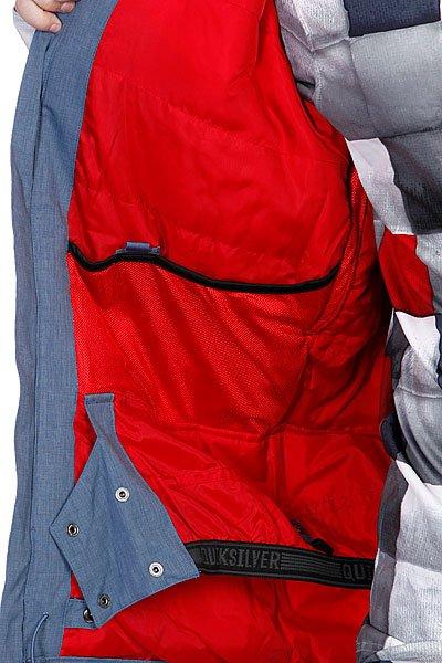 Куртка Quiksilver Fs Russia Shop Jkt Bmp0 от BOARDRIDERS