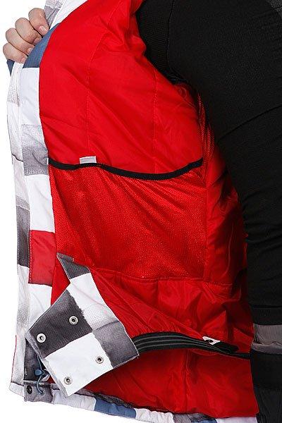 Куртка Quiksilver Sl Russia Shop Jkt Bmp0 от BOARDRIDERS