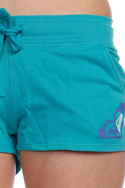 Шорты женские Roxy Beach Brights Short Baltic Blue от BOARDRIDERS