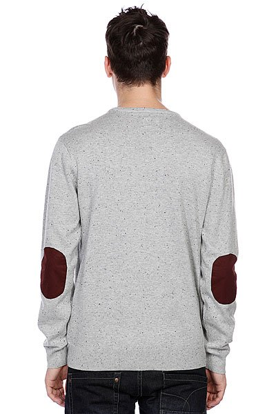 Свитер Quiksilver Padstow Lgt Grey Heather от BOARDRIDERS