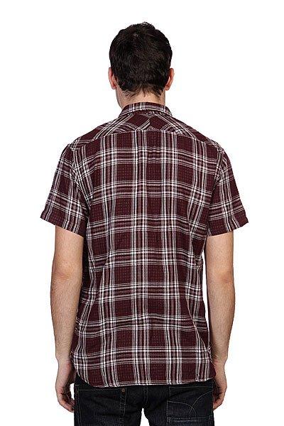 Рубашка в клетку Quiksilver Bienville Sassafras от BOARDRIDERS