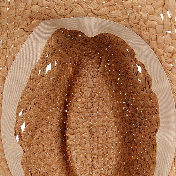 Шляпа женская Roxy Summer Love Camel от BOARDRIDERS