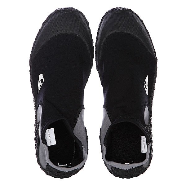 Гидроботинки Quiksilver 1mm Reef Walkers Black от BOARDRIDERS