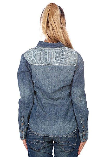 Рубашка женская Roxy Sunday River Denim от BOARDRIDERS