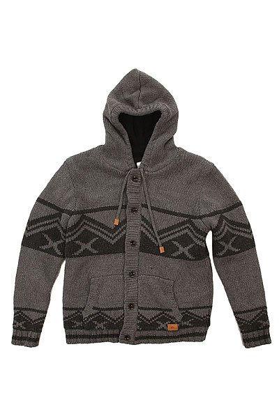 �������� Quiksilver Conway Med Grey Heather