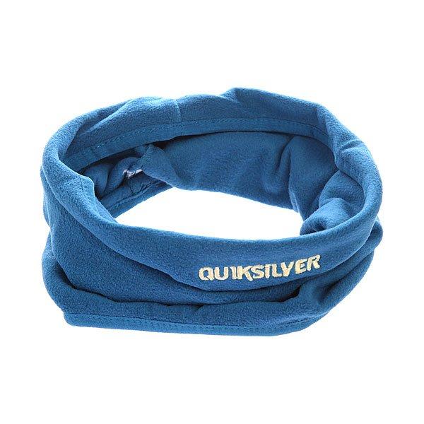 Шарф Quiksilver Casper Neckwarmer Moroccan Blue от BOARDRIDERS