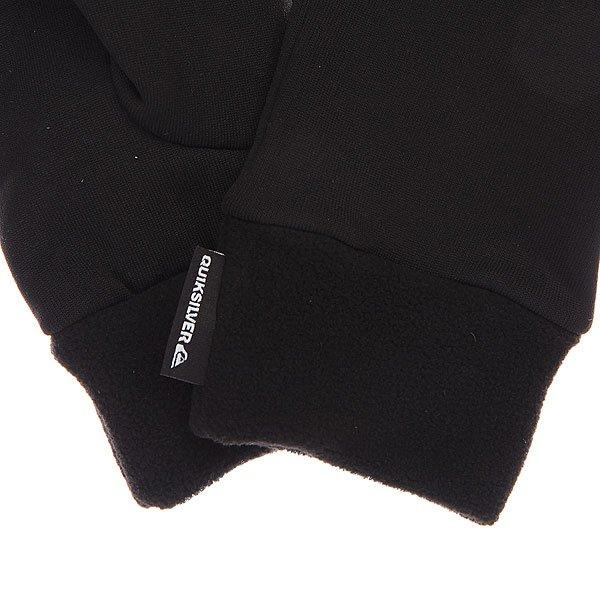 Перчатки Quiksilver Ottawa Black от BOARDRIDERS