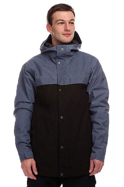 Куртка Quiksilver Act System Jkt Vintage Indigo от BOARDRIDERS