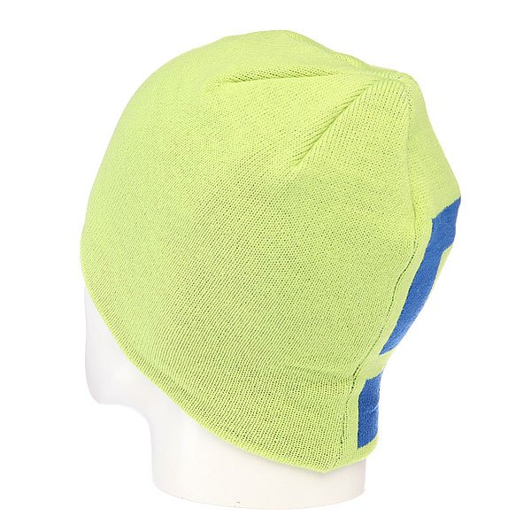 Шапка детская DC Insignia Lime Green от BOARDRIDERS