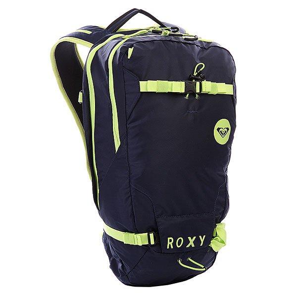 Рюкзак спортивный женский Roxy Eiger Backpack Peacoat
