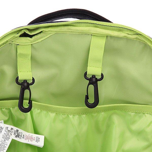 Рюкзак спортивный женский Roxy Eiger Backpack Peacoat от BOARDRIDERS