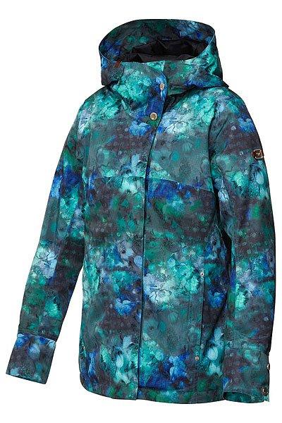 ������ ������� Roxy Torah Bright Individual Jacket Ocean Depths