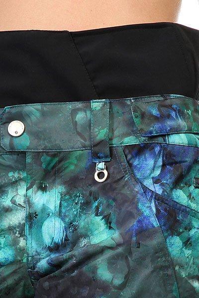 Штаны сноубордические женские Roxy Torah Bright Refined Pant Ocean Depths от BOARDRIDERS