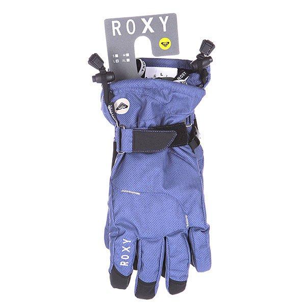 Перчатки сноубордические женские Roxy Big Bear Glove Peacoat от BOARDRIDERS