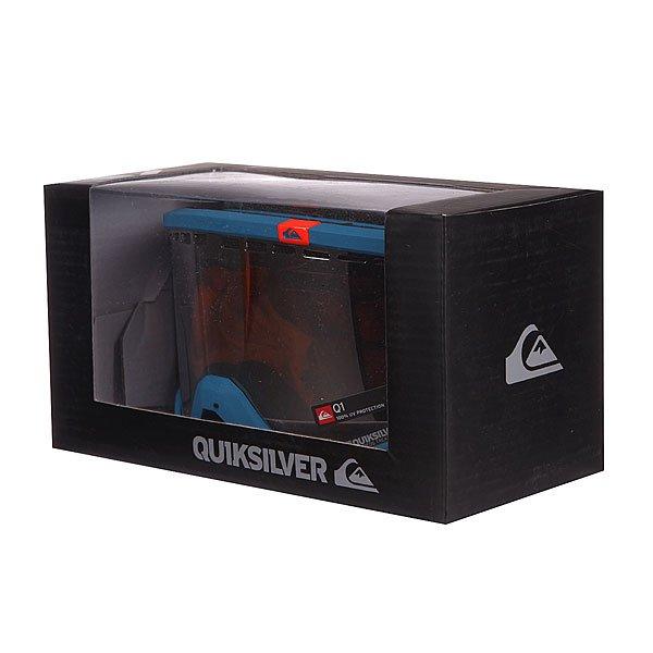 Маска для сноуборда Quiksilver Q1 Moroccan Blue от BOARDRIDERS