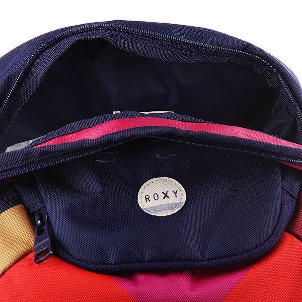 Рюкзак городской женский Roxy Shadow Swell J Bkpk Laguna Chevron Combo от BOARDRIDERS