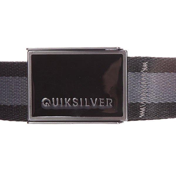 Ремень Quiksilver Mint Blts Black от BOARDRIDERS