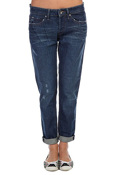 Джинсы женские Roxy Rider Pant J Dark Blue от BOARDRIDERS