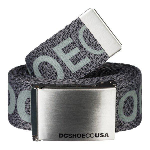 Ремень DC Chinook Tx Belts Heather Grey
