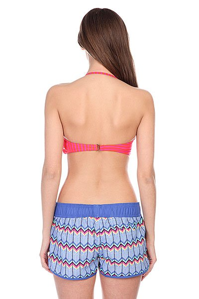 Бюстгальтер женский Roxy Twisted Bandeau J Love Struck Berry от BOARDRIDERS