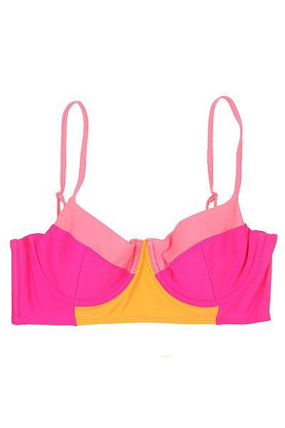 Бюстгальтер женский Roxy Underwire Cami J Orange/Pink