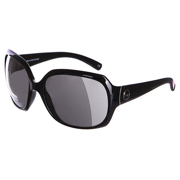 Очки женские Roxy Minx 2 True BlackСолнцезащитные очки<br>Женские солнцезащитные очки от Roxy с линзами Carl Zeiss и 100% защитой от ультрафиолета.Технические характеристики: Прочные линзы из поликарбоната.Линзы Carl Zeiss.100% защита от ультрафиолетовых лучей.Сделано в Италии.Логотип Roxy.<br><br>Размер EU: One Size<br>Цвет: черный<br>Тип: Очки<br>Возраст: Взрослый<br>Пол: Женский