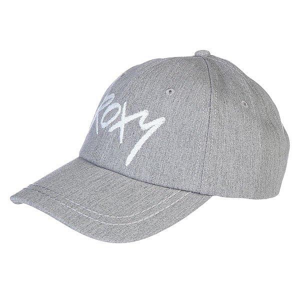 Бейсболка женская Roxy Extra Innings J Hats Heritage Heather