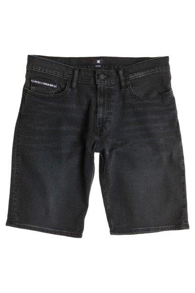 Шорты джинсовые DC Wk Dn Str Black StoneШорты<br><br><br>Размер EU: W32<br>Размер EU: W33<br>Размер EU: W28<br>Цвет: черный<br>Тип: Шорты джинсовые<br>Возраст: Взрослый<br>Пол: Мужской