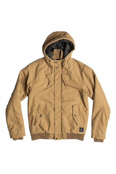Куртка Quiksilver Brooks Dull Gold от BOARDRIDERS