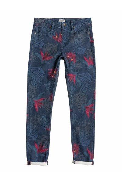 ����� ������� Roxy Suntrip Hw Pri J Pant Midnight Palm Option