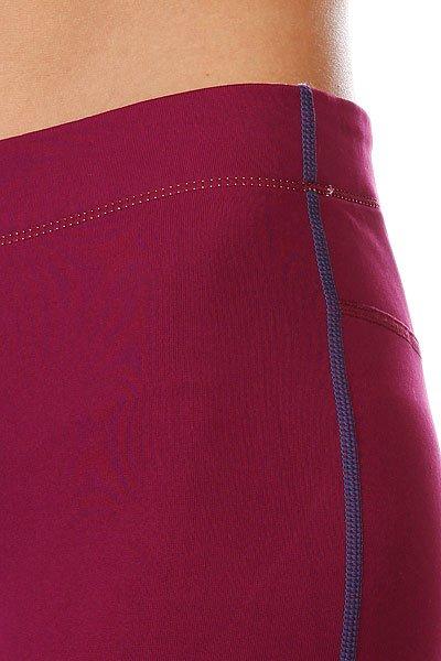 Леггинсы женские Roxy Twilight Pant Magenta Purple от BOARDRIDERS