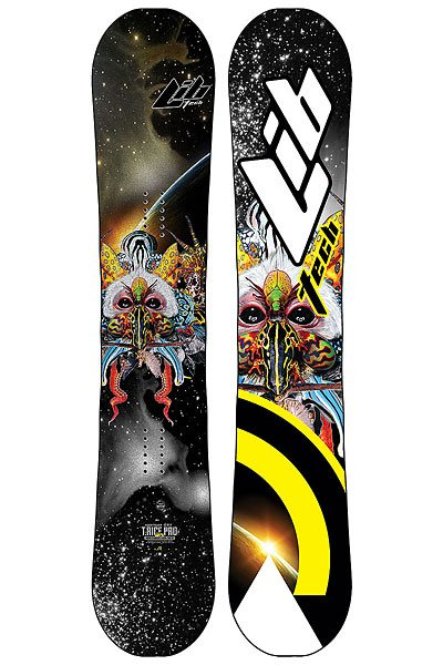 Сноуборд Lib Tech T rice Hp 157 Ast от BOARDRIDERS