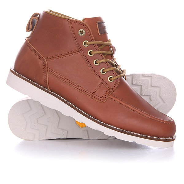 ������� Quiksilver Sheffield Boot Brown/White