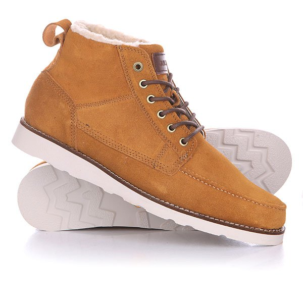 ������� ������ Quiksilver Sheffield Boot Tan