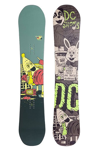 Сноуборд DC Ply M Multi 150 от BOARDRIDERS