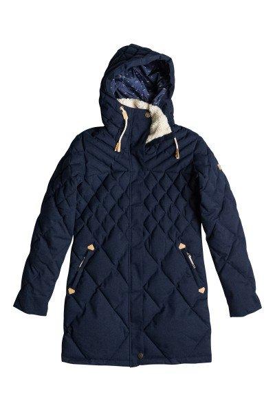 Пальто женское Roxy Lily Peacoat от BOARDRIDERS