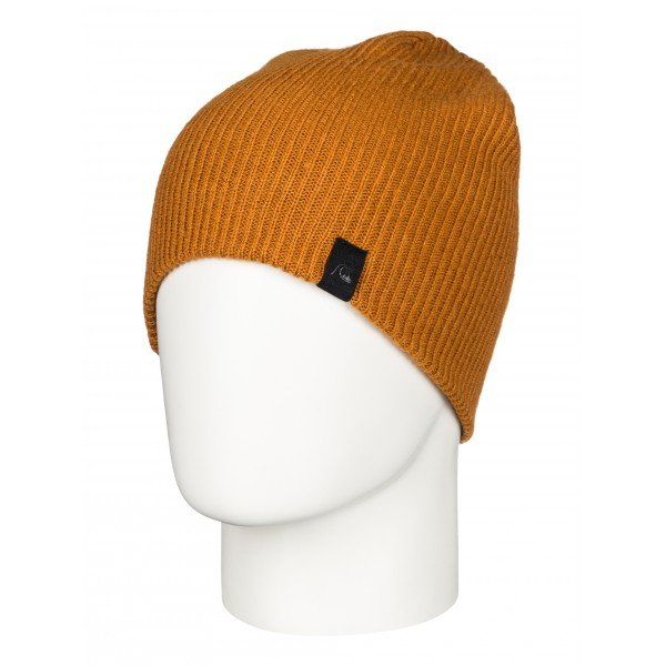 Шапка носок Quiksilver Wood Beanie Pumpkin SpiceШапки<br><br><br>Размер EU: One Size<br>Цвет: коричневый<br>Тип: Шапка носок<br>Возраст: Взрослый<br>Пол: Мужской