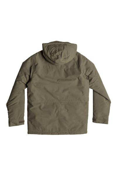 Куртка зимняя Quiksilver Long Bay Dusty Olive от BOARDRIDERS