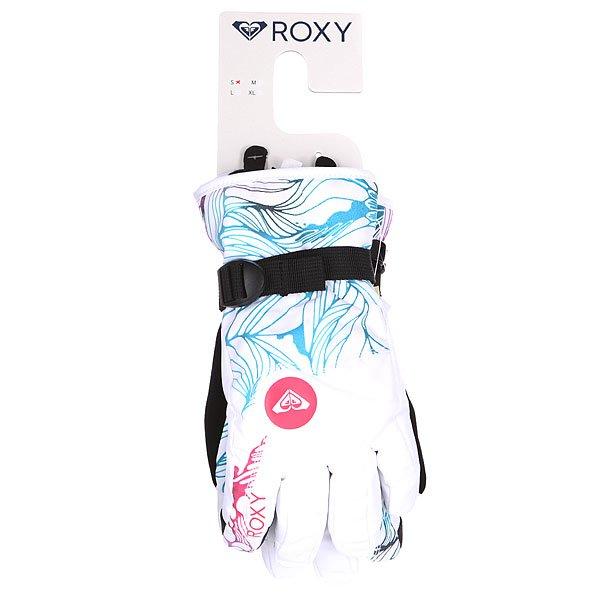 Перчатки сноубордические женские Roxy Jetty Gloves Snowtwist от BOARDRIDERS