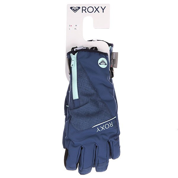 Перчатки сноубордические женские Roxy Tahoe Gloves Ensign Blue от BOARDRIDERS