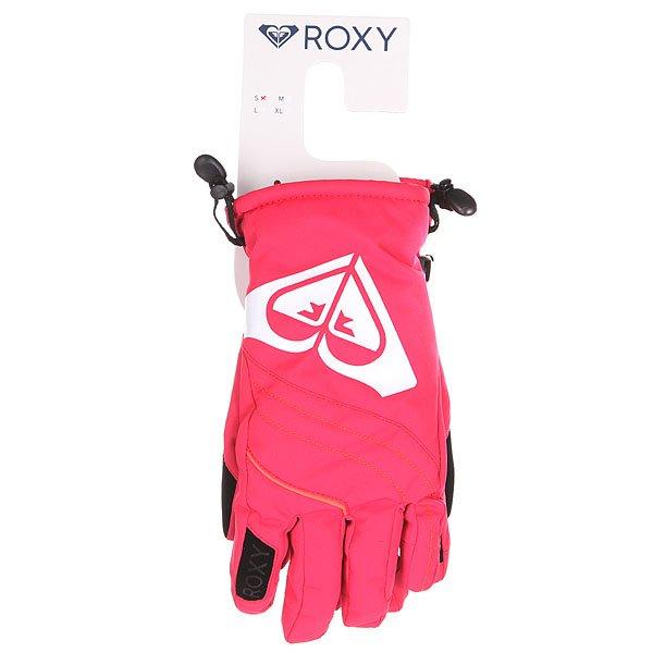 Перчатки сноубордические женские Roxy Popi Gloves Azalea от BOARDRIDERS