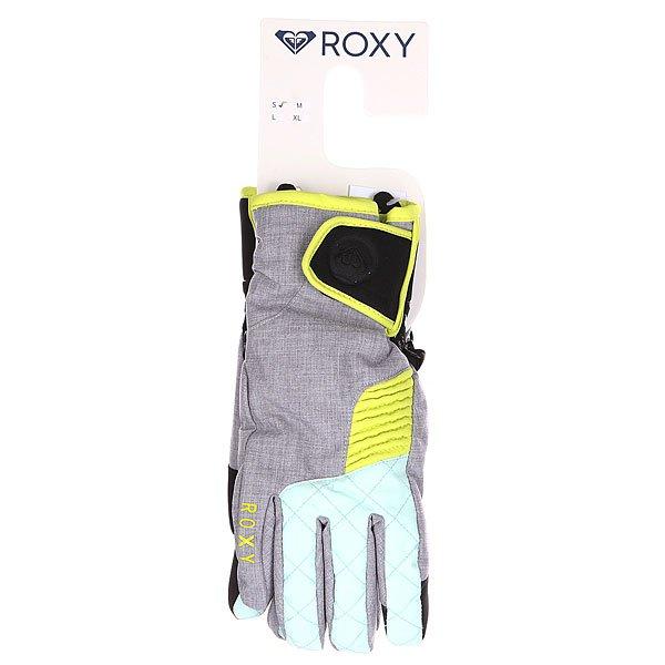 Перчатки сноубордические женские Roxy High Fiv Gloves Heritage Heather от BOARDRIDERS