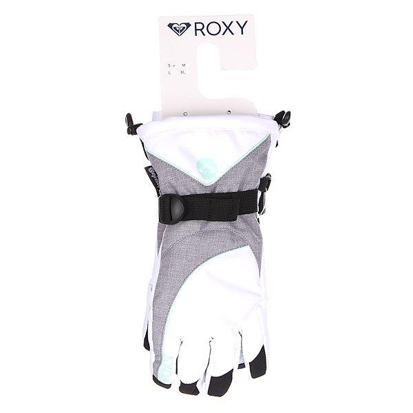 Перчатки сноубордические женские Roxy Big Bear Gloves Heritage Heather от BOARDRIDERS